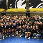 6A Volleyball State Champions