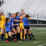 Soccer Wins Quarter Finals
