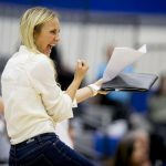 Allyce Jones 6A Co Coach of the Year