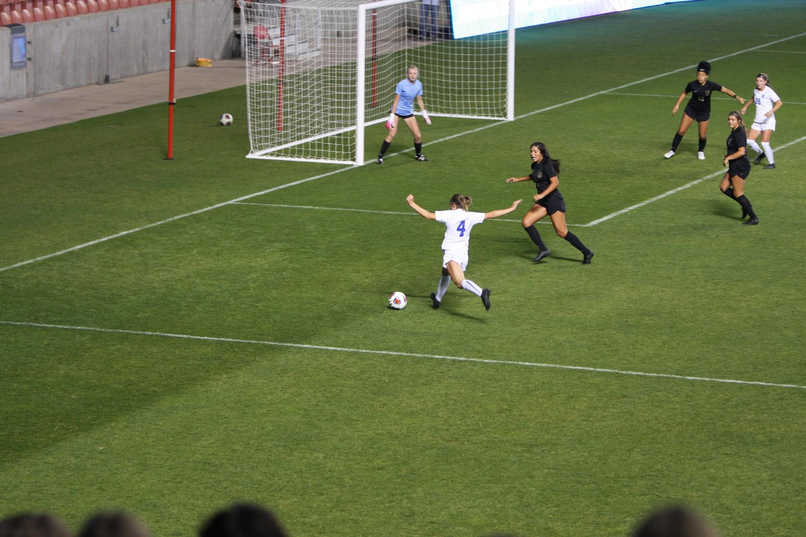 Girls Soccer Season