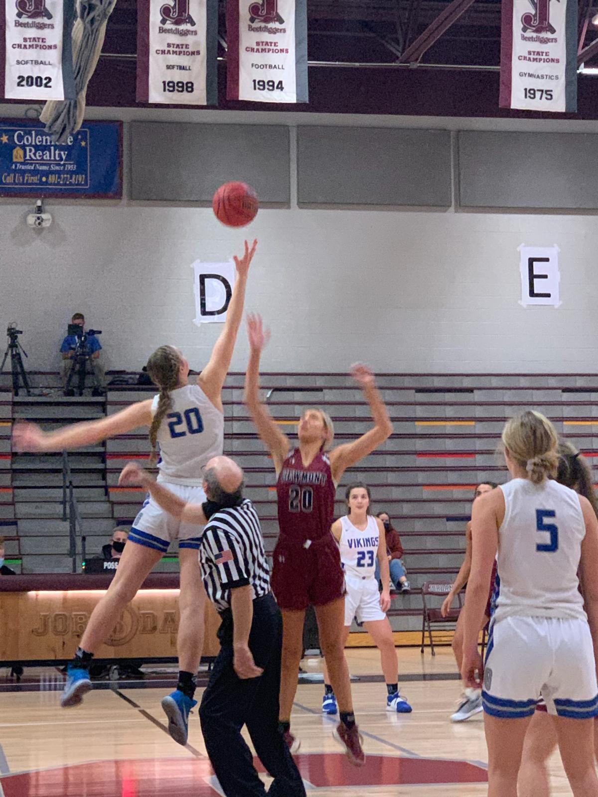 December 2020 Girls Basketball