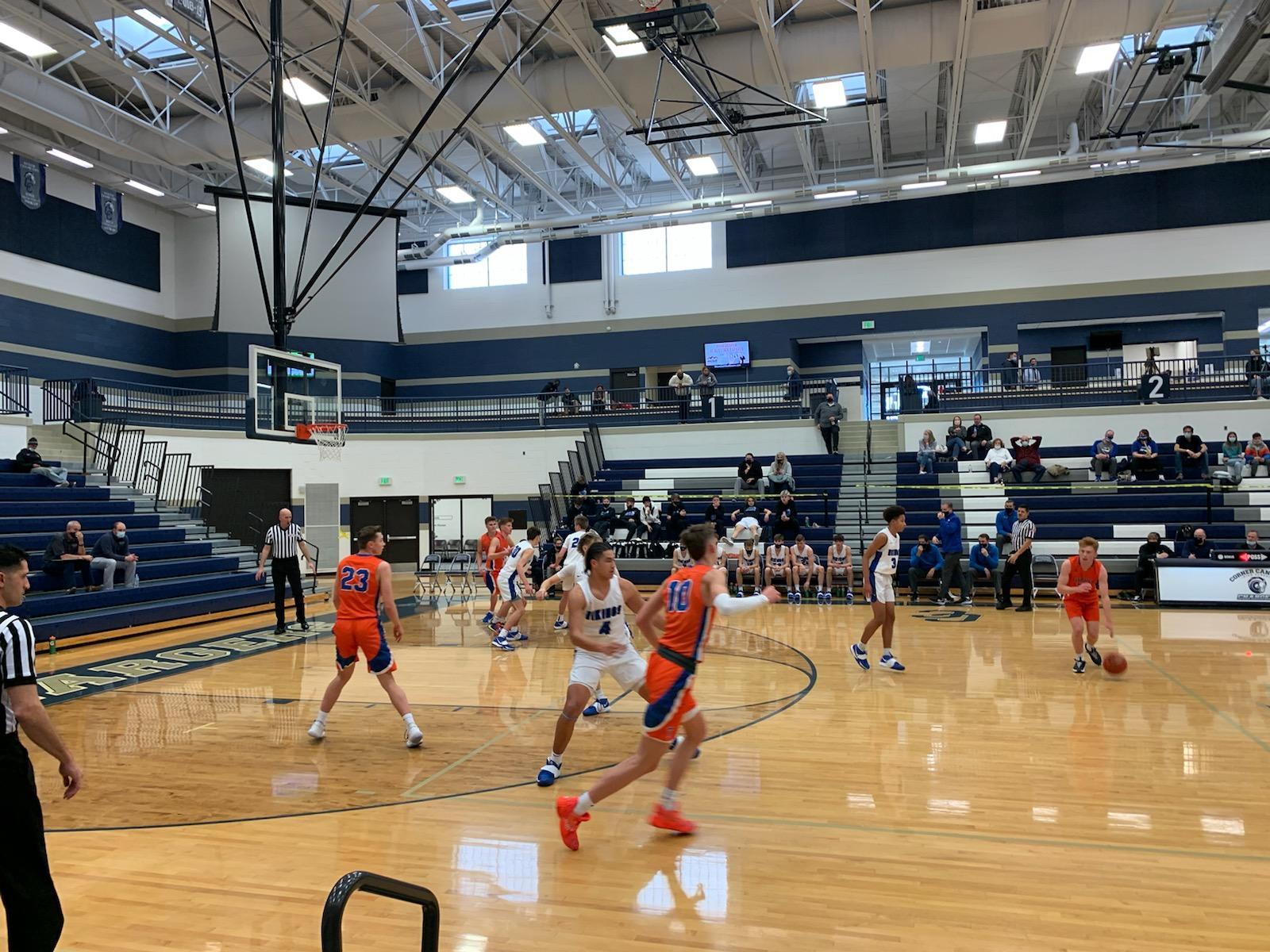 December 2020 Boys Basketball