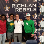 Richland Signing Day a Huge Success!