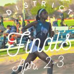 Lady Rebel Track and Field Shines at District!