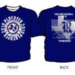 Rebel Baseball Playoff Shirts! Last Chance!