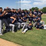 Rebel Baseball Finishes Season as Area Champs!