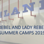 Richland Rebel Summer Camps 2019