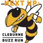 XC Results: Buzz Run in Cleburne