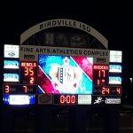 Varsity Football beats L.D. Bell 35 – 17