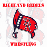 Rebel and Lady Rebel Wrestlers Compete in Colleyville Heritage American Wrestler Tournament