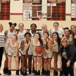 Lady Rebel Basketball Earns Bi-District Championship with 1st Round Victory