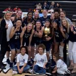 Lady Rebel Basketball Claims Area Championship