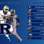 Richland Football 2019 Schedule!!