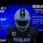 Richland Rebel Youth Football Camp