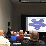 Richland Director of Athletic Performance Speaks at THSCA Coaching School 2019