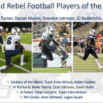 Richland v. LD Bell Players of the Week
