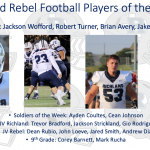 Richland vs. Haltom Players of the Week