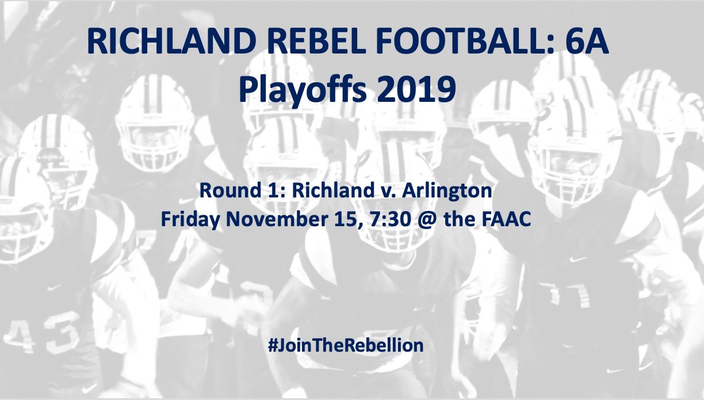 Richland Rebels Playoff Information