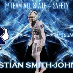 Christian Smith-Johnson Named to All-State Football Team