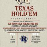 Richland Softball Poker Tournament