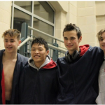 Richland Swim Sets 200M Medley Relay School Record