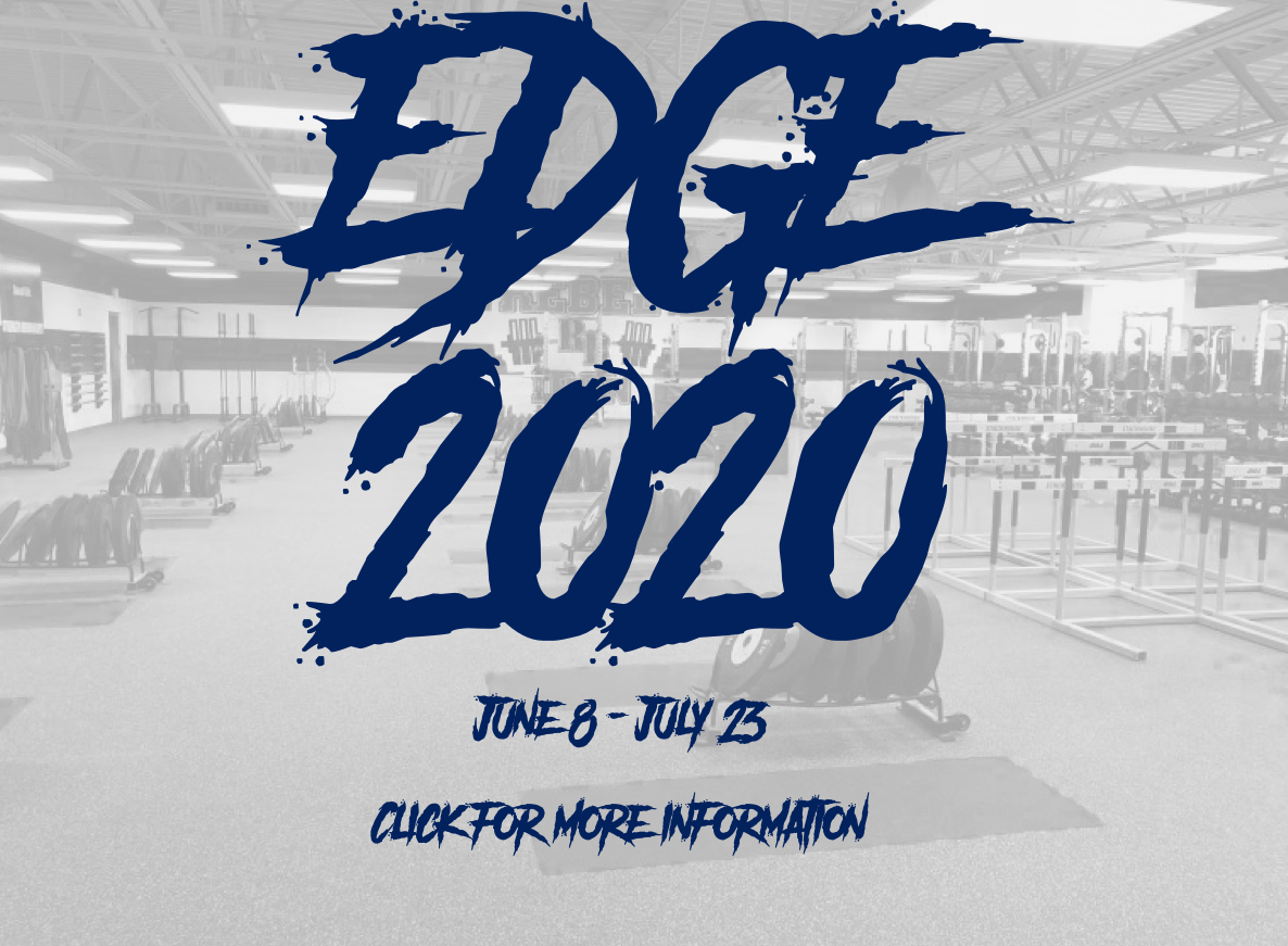 Summer EDGE Signup is Here!!!