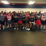 Richland Football Celebrates New Generation in Big Brother Program