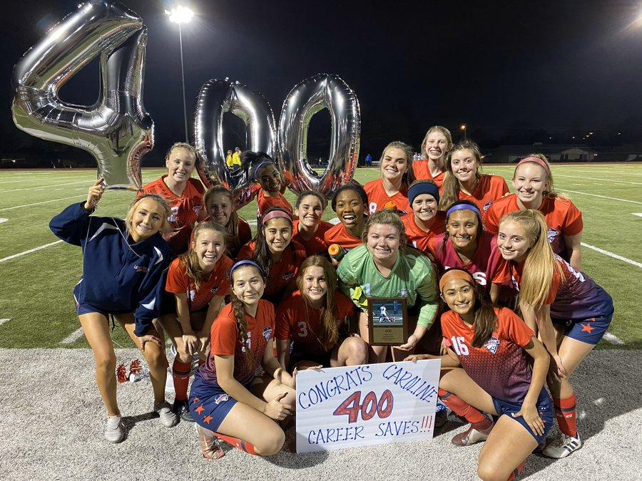 Lady Rebel Soccer Celebrates Many Accomplishments
