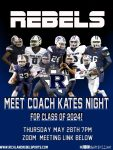 Meet Coach Kates Night Zoom Meeting