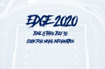 EDGE 2020: Camp Fee Reduced!! Updated Form!!!