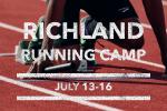 RICHLAND RUNNING CAMP!