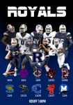 Richland Royals Football Schedule