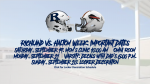Richland v. Haltom Week: Important Dates