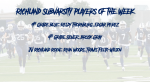 Richland Subvarsity Players of the Week