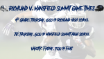 Richland v. Mansfield Summit Game Times
