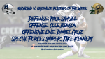 Richland v. Birdville Players of the Week