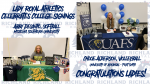 Lady Royals Celebrate College Signings