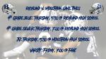 Richland v. Midlothian Game Times