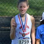 Cross Country's Kaitlyn Becker is Headed to State 2017!