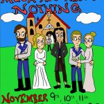 "Drama Club Presents ""Much Ado About Nothing"" November 2017"