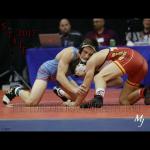 Boys Varsity Wrestling falls to Brush 48 – 21