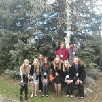 FBLA Knocks It Out Of The Park At State Conference