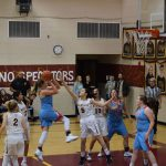 Girls Varsity Basketball beats Eagle Ridge 49 – 30