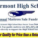 Boys Soccer Mattress Sale!