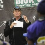 Gruden Gives Back To Fairmont