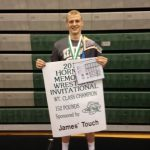 WRESTLING – Carroll Champ at Mason Horning Memorial!