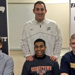 9 Football Firebirds Officially Sign Letter Of Intent