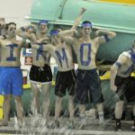Swim team Sectionals this weekend