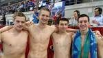 3 swim Records fall at Districts
