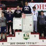 WRESTLING – Carroll 6th in Ohio!